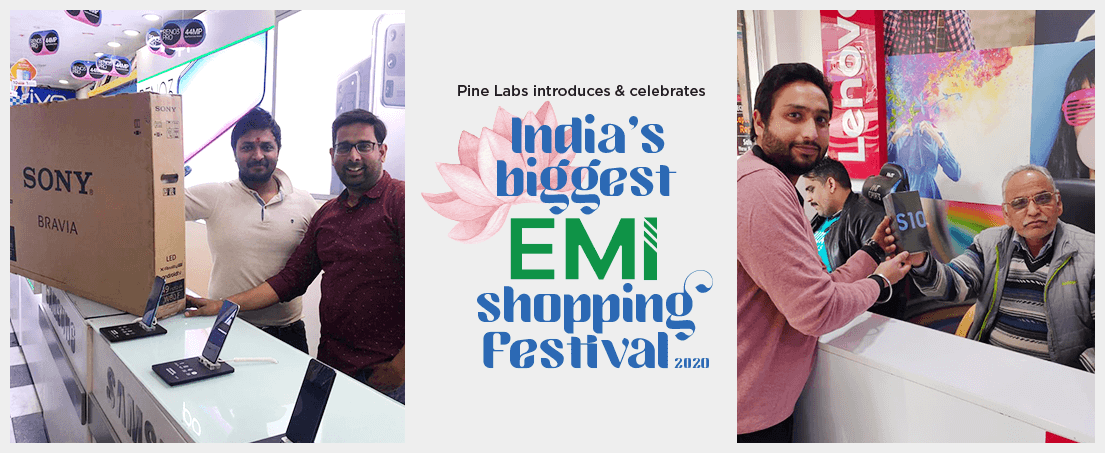 India's biggest EMI shopping festival: A win-win for buyers and sellers