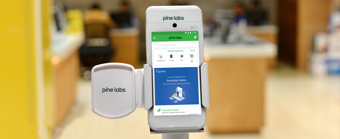 Shaping the future of payments with Android PoS terminals