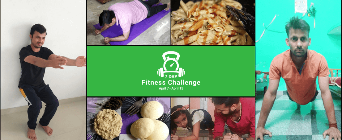 Fitness challenge: A fun way to stay healthy