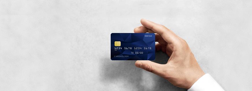 Debit card emi