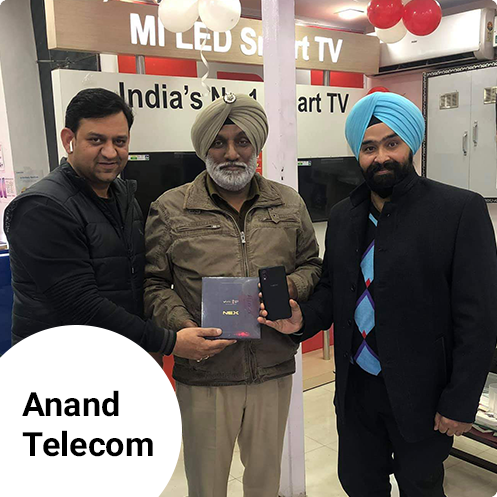 Pine Labs Merchants Success Stories :  Anand Telecom