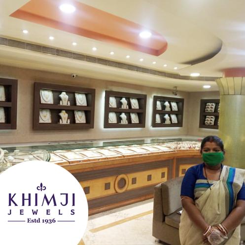 Pine Labs Merchants Success Stories :  Khimji Jewellers