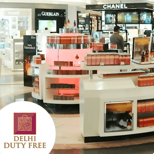 Pine Labs Merchants Success Stories :  Delhi Duty Free