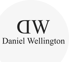 Pine Labs Merchants Success Stories : Daniel Wellington Logo
