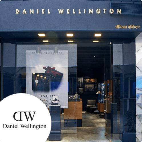 Pine Labs Merchants Success Stories :  Daniel Wellington