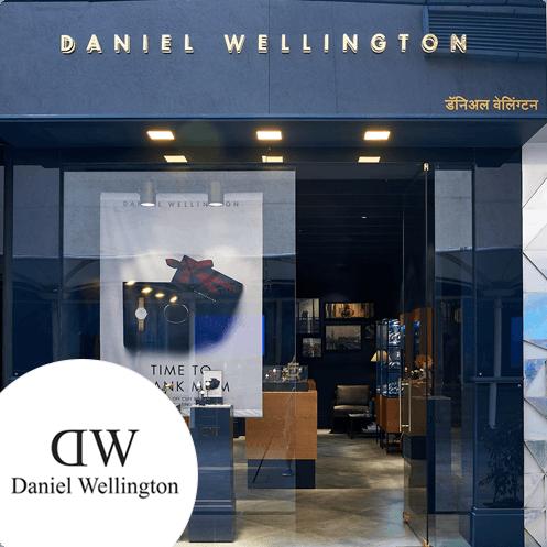 Pine Labs Merchants Success Stories :  Daniel Wellington